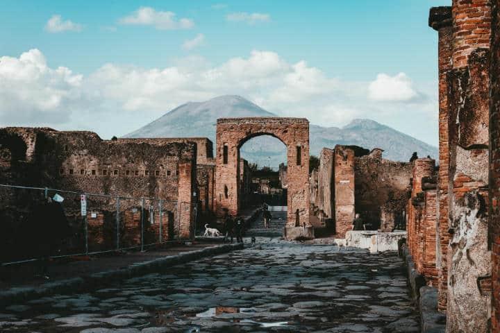 Ruinas de Pompeya.Italia.Foto.Andy Holmes.3
