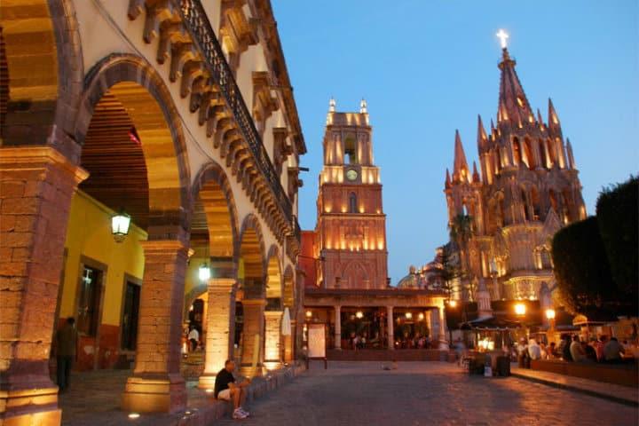 San Miguel de Allende. Foto Azure 6