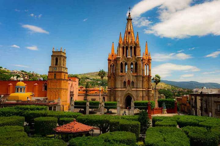 San Miguel de Allende. Foto Baj 1