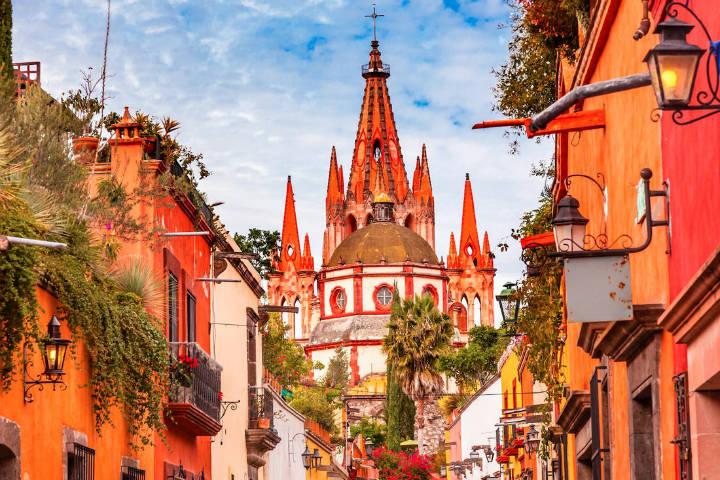 San Miguel de Allende. Foto Insider 2