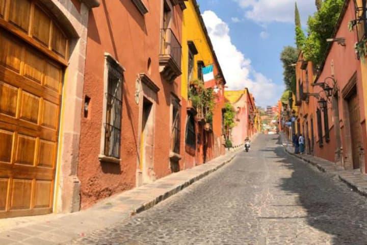 San Miguel de Allende. Foto Kuali 7