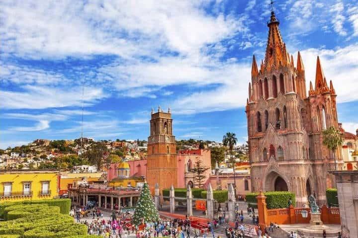 San Miguel de Allende. Foto. El universo 3