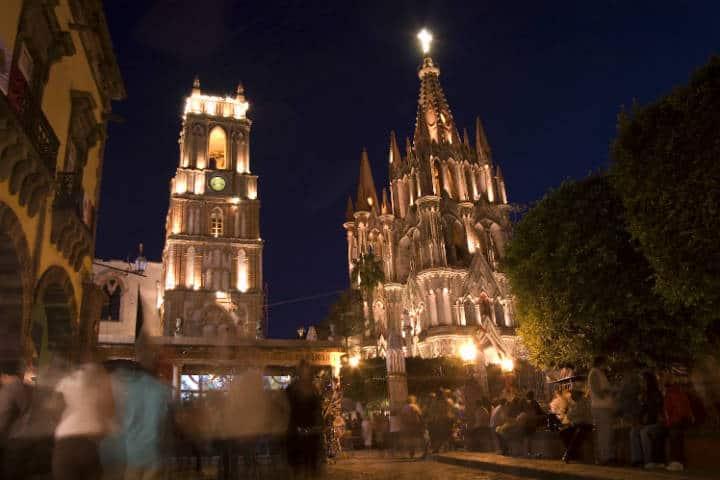 San Miguel de Allende. Foto. Leek 4