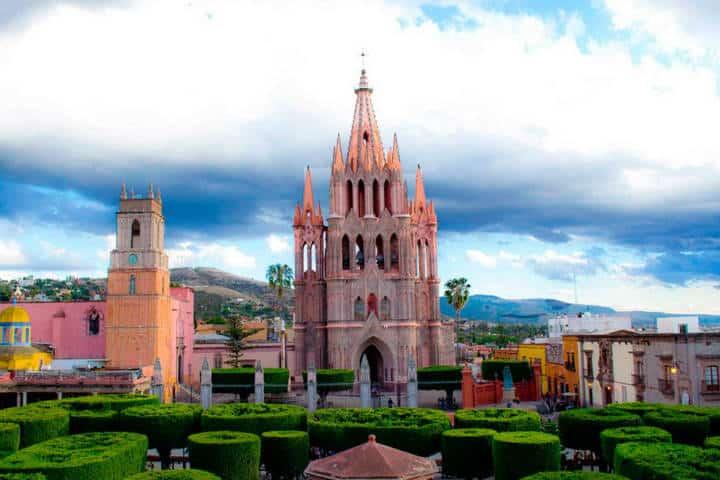 San Miguel de Allende. Foto. Viajes 5