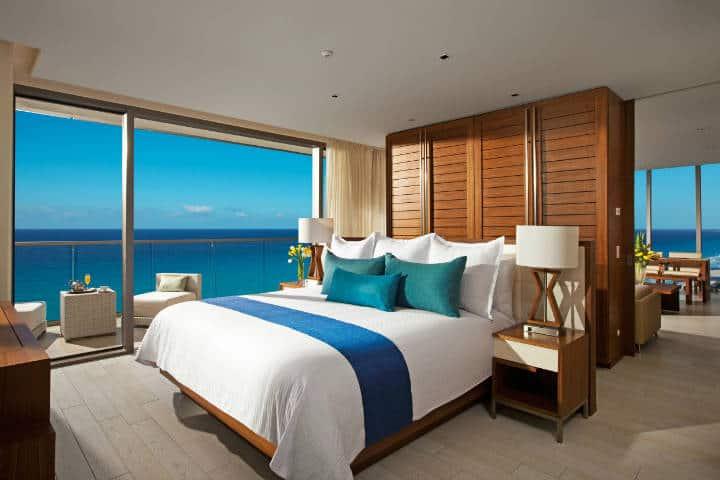 Spa del hotel Secrets The Vine. Cancun. Imagen SR&S 1