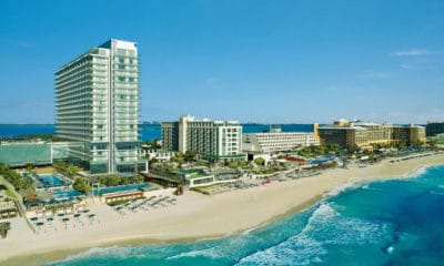 Spa del hotel Secrets The Vine. Cancún. Imagen: SR&S