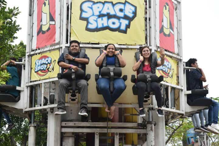 Space Shot. Monterrey. Foto Fanasa 3