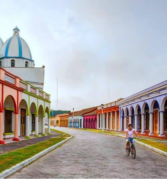 Tlacotalpan Veracruz Foto Turismo Veracruz