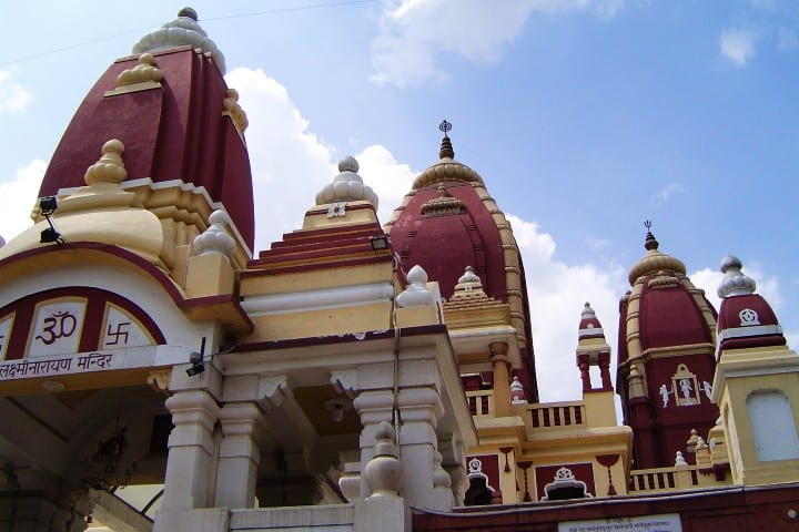Templo Laxminarayan Foto minube com ar