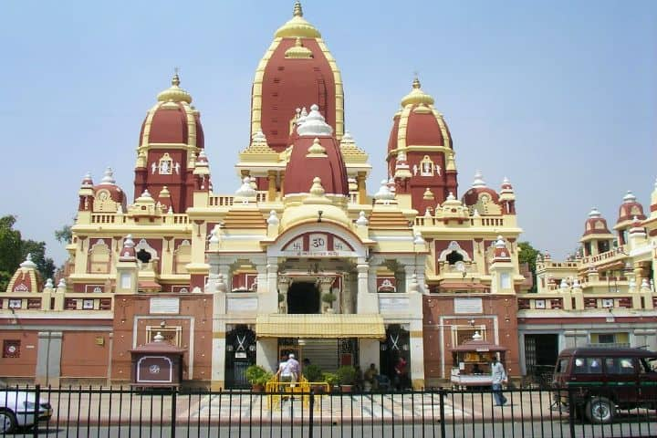 Templo Laxminarayan Foto m megaconstrucciones net