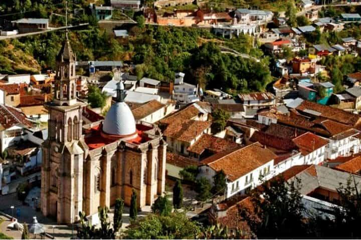 Angangueo en Michoacán. Foto Tips Para Tu Viaje.