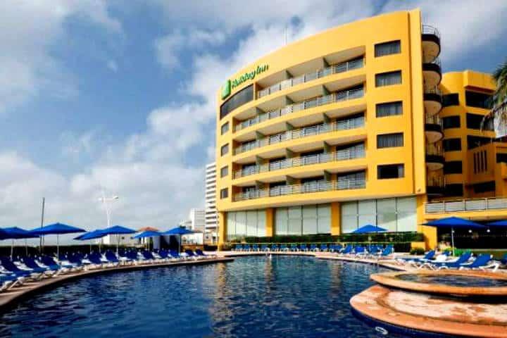Holiday Inn Boca del Río. Foto Tiquetes Baratos.