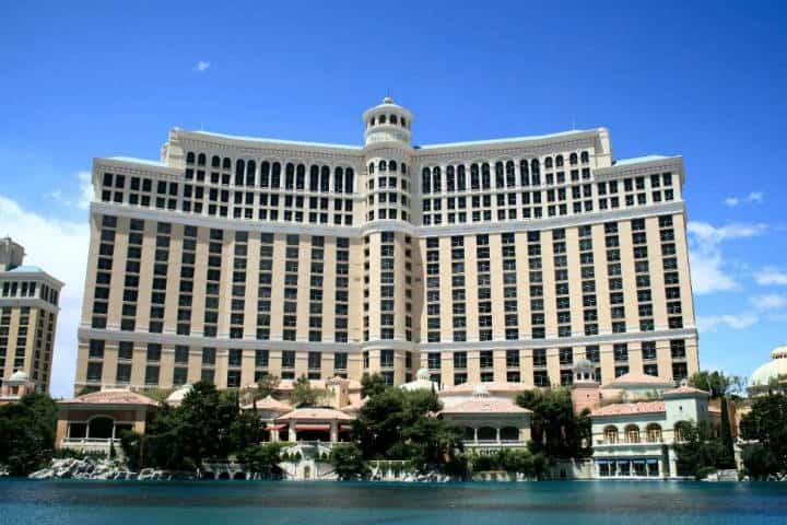 Hotel Bellagio. Foto Top 100 Expo.