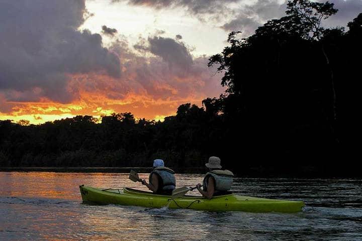 Tour en Kayak a través de la Selva Lacandona y Reserva Montes Azules.Chiapas.Foto.Explora Chiapas.5