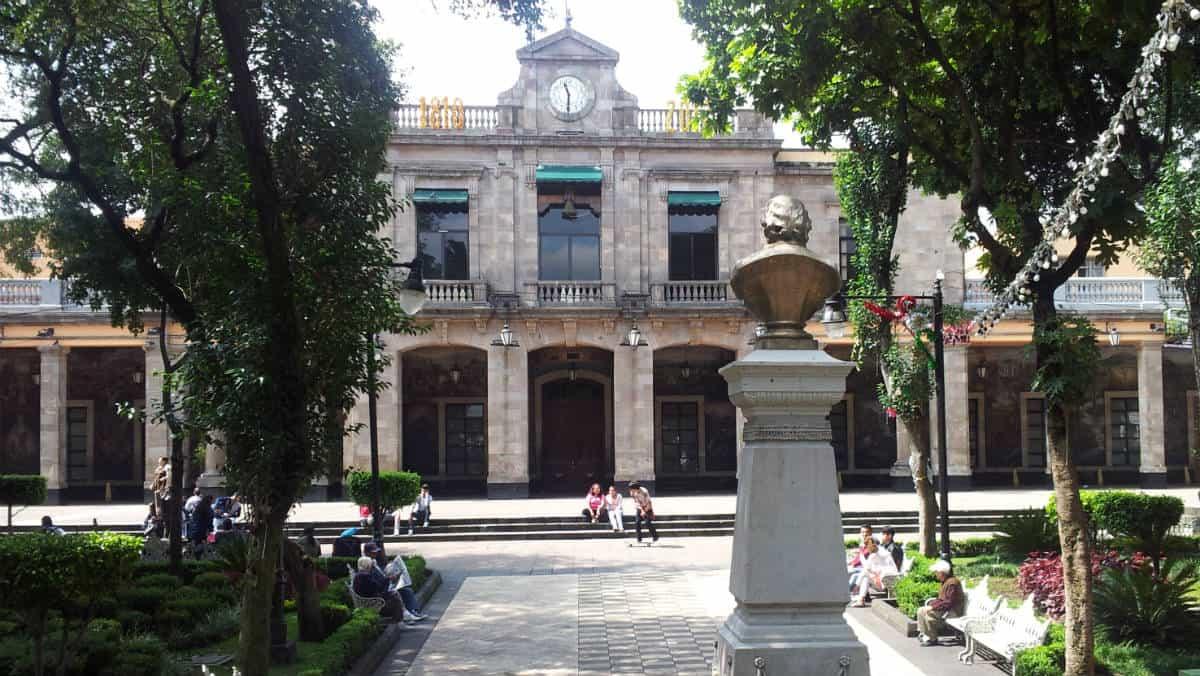 Tour por San Agustin de las Cuevas. CDMX. Imagen. Cisto 2
