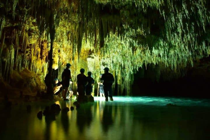 Tour por río secreto Foto xelbortravel com 2