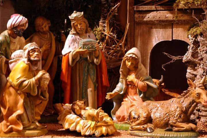 Tradiciones navideñas posadas. Foto Días Festivos en México