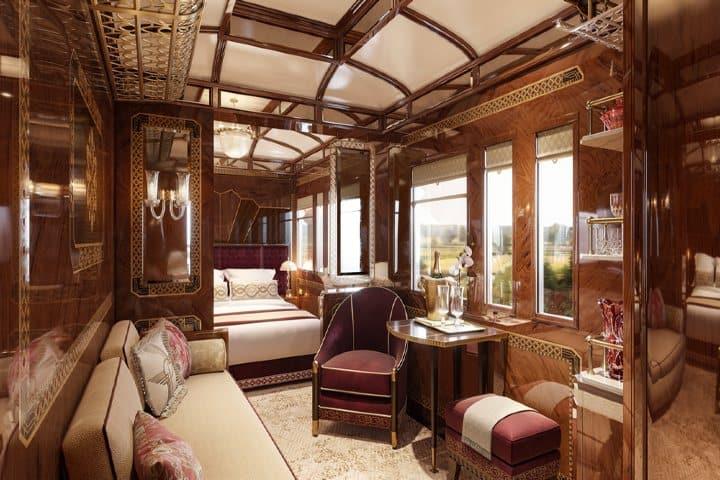 Tren Venice. Foto: negociosyconvenciones.com