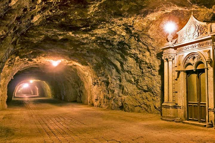 Tunel Ogarrio.Real de Catorce.Foto.Recorri2.2
