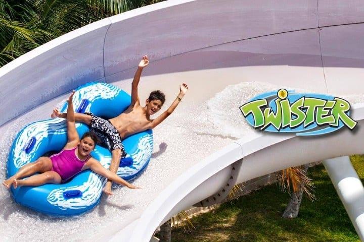 Ventura Park Twister. Foto: Agencia Nani Travel