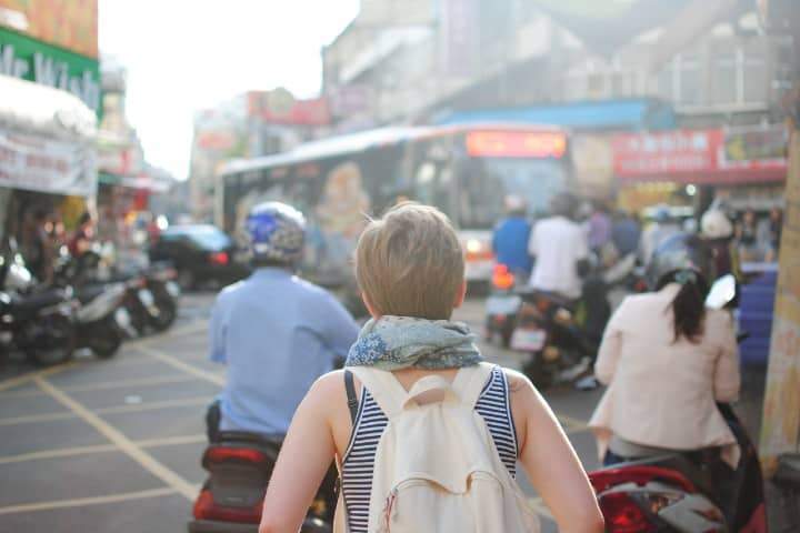Consejos para viajar solo. Foto: Steven Lewis