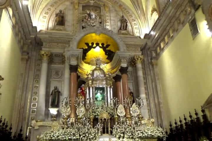 Virgen Rubia de Jalisco Juan Carlos Fernández