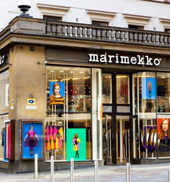 Marimekko en helsinki. Foto Visit Finland.
