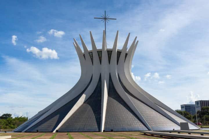 Catedral Metropolitana. Foto Wikimedia Commons.