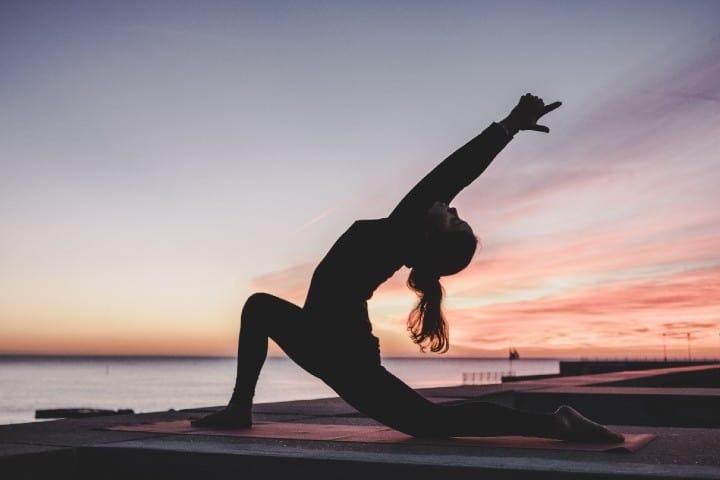 Yoga. Foto: Kike Vega
