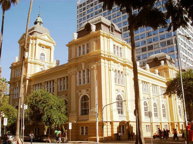 Porto Alegre. Foto Archivo.