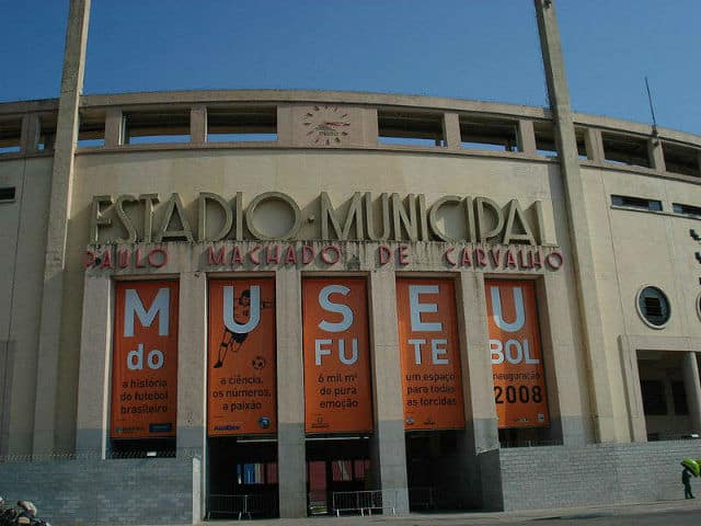 Estadio Municipal. Foto Archivo.