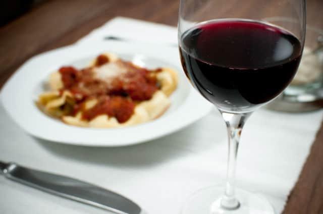 Copa de vino. Foto Archivo.