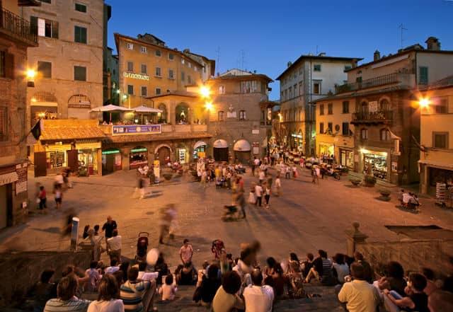La Toscana Italiana. Foto Archivo.