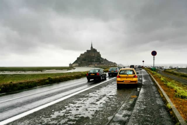 Mont Saint Michel. Foto: Archivo