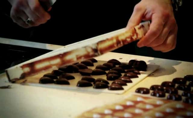 Tren chocolate. Foto Archivo.