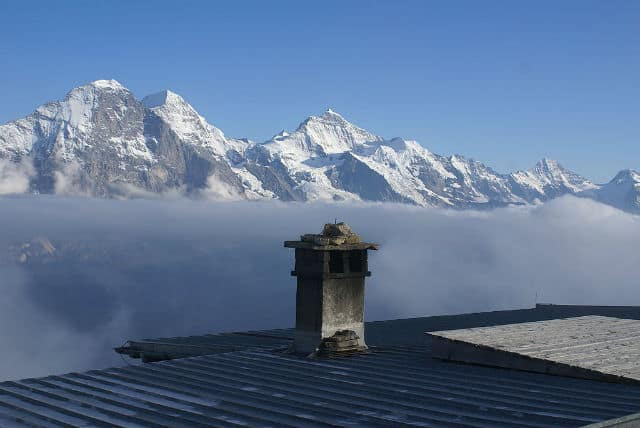 Suiza. Foto Archivo.