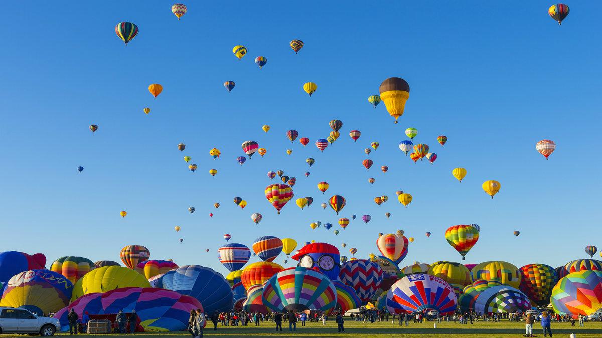 globos en teotihuacan