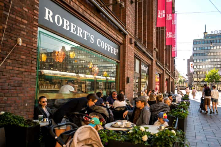 Robert's coffee. Foto iStock.