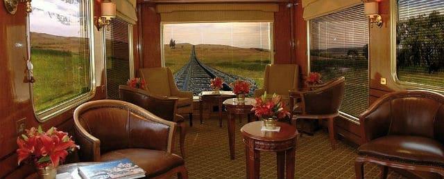 Blue train. Foto: Archivo
