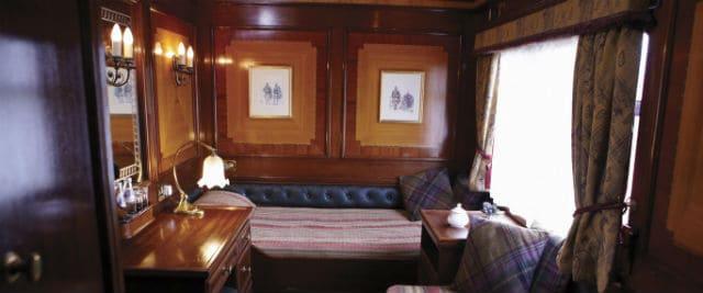 Tres Royal Scotsman. Foto: Archivo