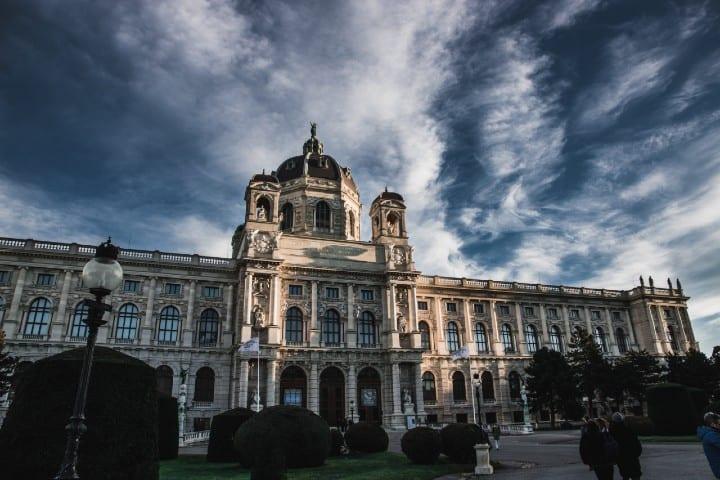 Museo de Historia del Arte de Viena. Foto: Archivo