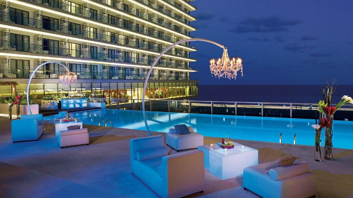 Secrets The vine Cancún Foto Sophie Tassé