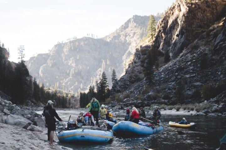 Rafting Vail. Foto: Brad Pearson
