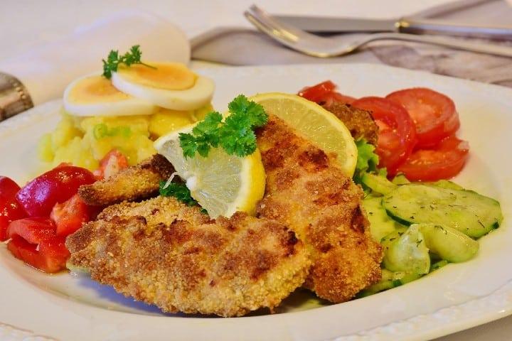 Schnitzels. Foto: Rita