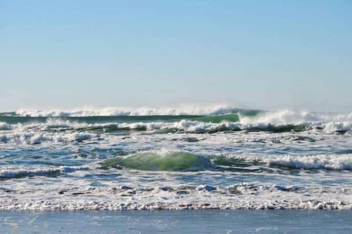 Imponente mar. Foto unPROFESOR.
