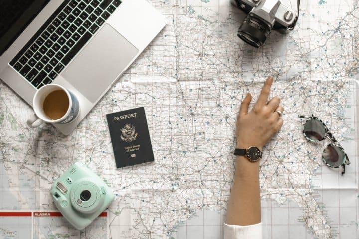 Planear viaje. Foto: Element5 Digital