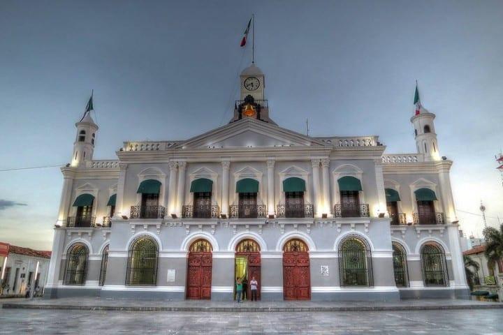 Villahermosa. Foto: Armando Cortez