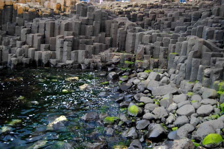 ¡Vale la pena ver La Calzada de Los Gigantes en Irlanda en persona! Foto Ana Rey