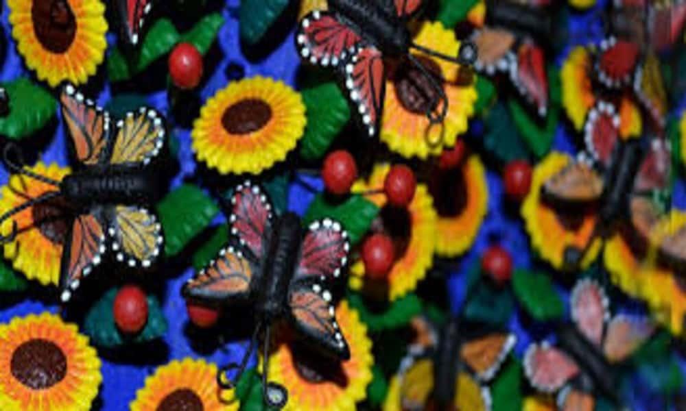 Árbol de la vida. Foto: Artesanías de México