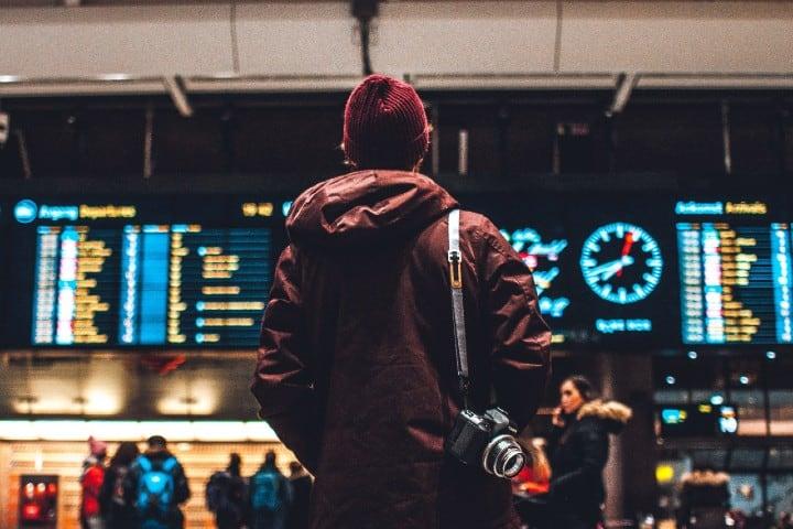 Aeropuerto. Foto: Erik Odiin